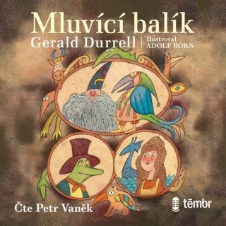 Mluvící balík - Durrell Gerald [Audio-kniha ke stažení]